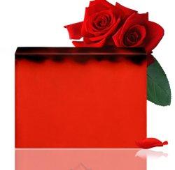 100% naturel Huile Essentielle de Rose Savon artisanal avec un bon prix OEM