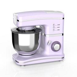 3-in-1-standaard mixer met 8 snelheden en een variabele keukenmixer Eiermixer multifunctionele standaardmixer metalen en kunststof behuizing Keukenstandaardmixer