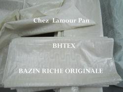 100%хлопок Bazin Riche XL Ghalilah шелковую драпировку Shadda Thioup Brocade Fabric африканских стран