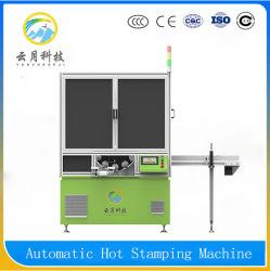 Venta de fábrica, equipos de impresión/Máquina automática de Hot Stamping Screnn máquina de impresión para el vidrio y botellas de plástico