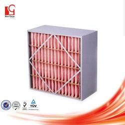 La Chine usine du séparateur d'aluminium ondulé de gros de filtre à air