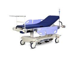 新機能油圧病院患者移動ストレッチャートロリー( A )