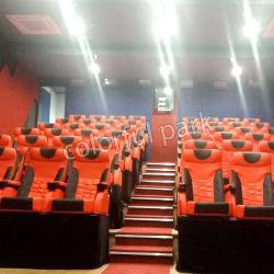 Parc de Loisirs Cinema 5D Simulateur Machine de jeu de réalité virtuelle