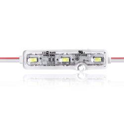 Водонепроницаемый светодиодный индикатор 5630 SMD модуля впрыска для установки на потолок