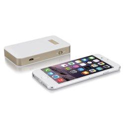 Mini unique signal brouilleur de blocage de téléphone cellulaire GSM DCS CDMA 3G 4G comme un téléphone cellulaire