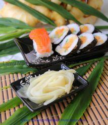 Heißer Verkauf Neue Ernte Hohe Qualität Sushi Ingwer