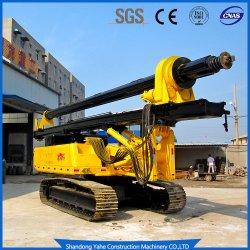 Dr-150 Modelo/taladro giratorio de 30 metros de perforación para la construcción de fundaciones y perforación montón