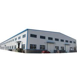 Grande Span construções metálicas da estrutura de aço leve Estrutura de aço Workshop Prefab /Warehouse (TW357J)