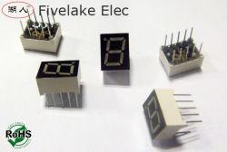 0,32 pouces LED à sept segments à un seul chiffre signer