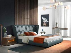 Италия классический современный Домашняя мебель из натуральной кожи кинг сайз для гостиной мебель