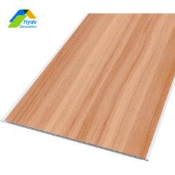À prova de plástico de PVC laminado friso do painel do teto
