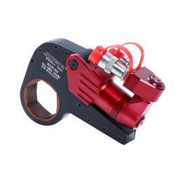 フランジ管理のための油圧ボルトで固定するツール