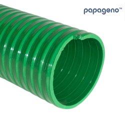 50mm do tubo de borracha de aspiração de PVC flexível/PVC do Tubo de Sucção