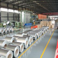precio de fábrica frío / laminadas en caliente de la bobina de acero galvanizado (Dx51d)