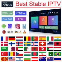 La France IPTV chaînes arabe d'abonnement 9700+vie 10000+VOD FHD Allemagne Canada Amérique IPTV néerlandais compte revendeur
