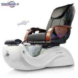 De Stoel van de Electric Foot SPA Pedicure van de Massage van de Salon van de Schoonheid van de luxe Furniture