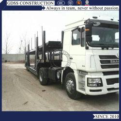 Carregar 6-8 Carros Sistema de Elevação Hidráulica do Transportador de automóveis semi reboque