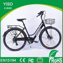 トルクセンサーEの自転車の充電電池のユーティリティ自転車