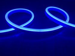 24V de color azul neón de Material de silicona Flexible Flex con tamaño mini (8x16mm)