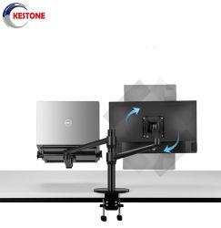 PC tablette Tablet PC stand stand titulaire titulaire de métal et de table de socle pour ordinateur portable ergonomique pliable