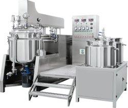 100L Vácuo Misturador Emulsificador homogeneizador de máquina de mistura Emulsionante para xampu e condicionador Produção