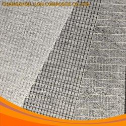 Tissus Non-Woven renforcé avec verre pour toiture Single-Ply Scrims PVC