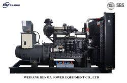 300kw/375kVA Benma Shangchai geöffneter Typ Stumm-Typ Dieselgenerator-Set mit guter Stabilität