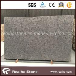 Haute qualité naturelle antique des comptoirs de granit noir de Versace couleurs