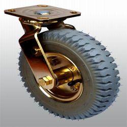 단단한 PU 거품 바퀴 외바퀴 손수레 타이어