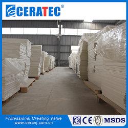 La Chine Manufactorer Fibre de céramique réfractaire Conseil pour doublure laine de verre