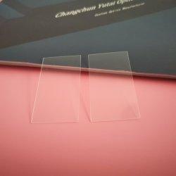 Freie transparente Adler Xg 0.5mm des fixiertes Silikon-Quarz-Jgs1/Jgs2/Jgs3/Corning Platten-dünn Oblate