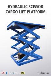 セリウムISOは油圧固定が電気Stationartが上昇のプラットホームを切る上昇のプラットホームを切る交流電力を承認した