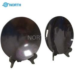 Оптовая торговля 4 мм 5 мм 6 мм in vitro индукционная плита термостойкий ясно керамические закаленного стекла в мастерской, шелк трафаретной печати черной керамической стекло для камина
