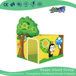 도매 어린이 목재림 우체국 돌하우스 (HJ-8408)