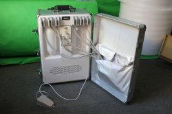 공기 압축기 이동할 수 있는 치과 단위 Msldu19를 가진 휴대용 치과 의자