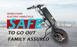 Moteur de moyeu avant vente chaude 36V 350W handbike électrique pour les personnes âgées