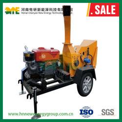 使用される販売のための小さい木製の砕木機Sinolinkトラック木製の砕木機