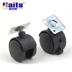 30/40/50mm Wielen en Gietmachines die van het Meubilair van de Diameter de de Nylon Gietmachine nivelleren