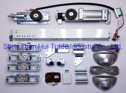 Rodas de silencioso corrediço de porta automática Operador 150kg semelhante sistema Panasonic com fotocélula