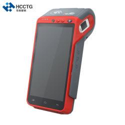 Restaurante NFC sistema portátil de huellas dactilares POS Terminal con pantalla táctil para el menudeo Hcc-Z100