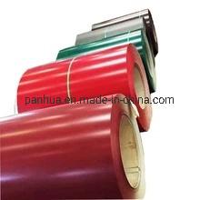 PPGI strich galvanisierte Stahlringe/Metalldach-Blatt vor