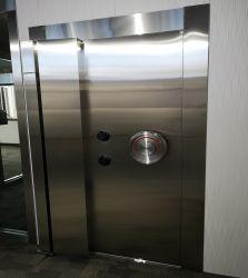 Grad-C kundenspezifische starker Raum-mechanische Sicherheits-Wölbung-Tür für Bank-Ausgangshotel