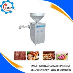 Uso de la fábrica de alta velocidad el precio bajo eléctrico de maquinaria de procesamiento de salchichas de carne