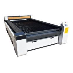 Goedkope MDF van de Raad van het Bamboe van de Doek van de Stof AcrylABS Plastic Houten Laser die de Scherpe Machine van de Graveur voor Verkoop snijden