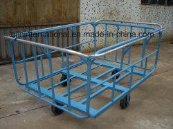 Carrinhos de mão e carrinhos de mão com o Canhão de fibra de vidro para a planta de lavagem