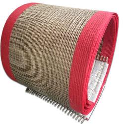 Resistente a altas temperaturas excelente de PTFE de liberação aberta de fibra de tecido de malha