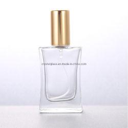 50ml het Flessenglas van het Parfum van de luxe Met de Kappen van de Nevel
