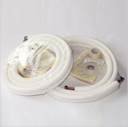 De Verbindingspijp van het Aluminium van het Koper van de isolatie voor Airconditioner/Airconditioning (1/2+3/4)