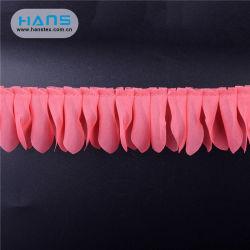 هانس الأكثر شعبية بيع السوبر Garment Lace Trim