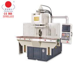 Double plateaux Coulissant Vertical de type C 85tonne Machine de moulage par injection